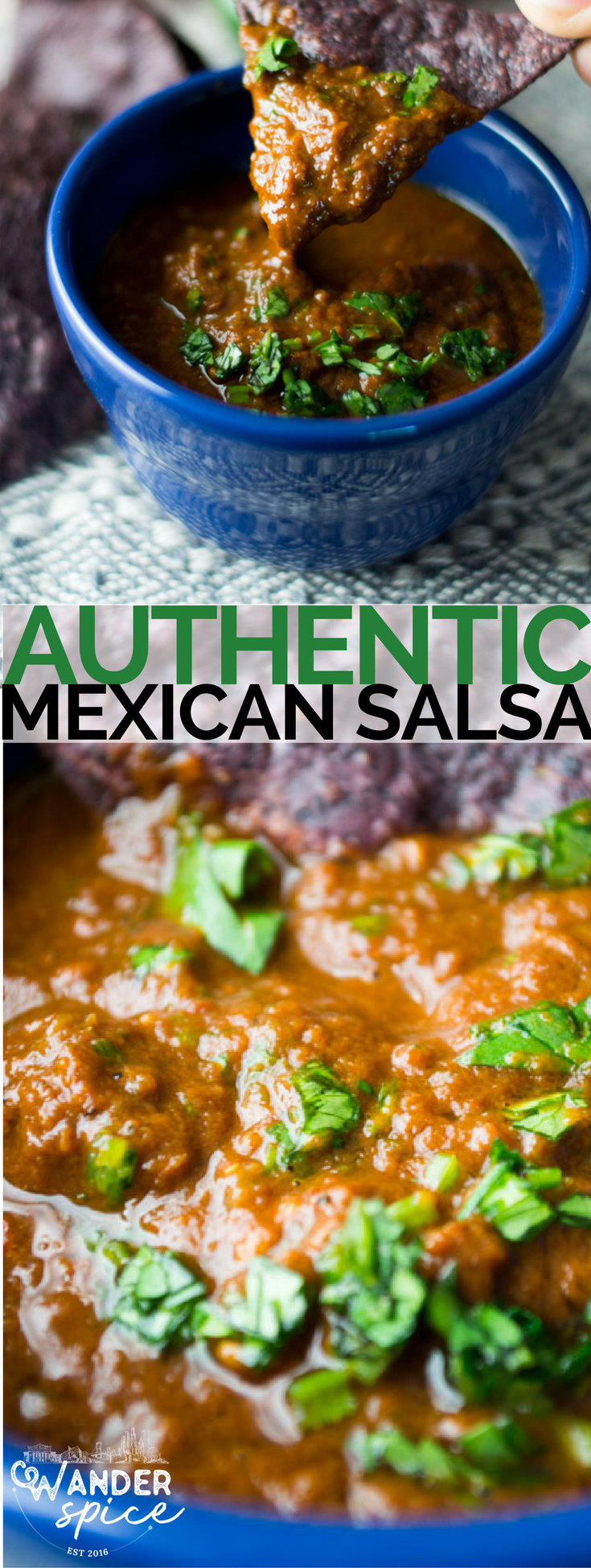 Authentic Mexican Salsa #authenticmexicansalsa Authentic Mexican Salsa. Poblano, Serrano, Chipotle and Jalapeno grilled and charred – like a rebel biker gang circling your taste buds. Mexican | Salsa | Vegan #authenticmexicansalsa Authentic Mexican Salsa #authenticmexicansalsa Authentic Mexican Salsa. Poblano, Serrano, Chipotle and Jalapeno grilled and charred – like a rebel biker gang circling your taste buds. Mexican | Salsa | Vegan #authenticmexicansalsa