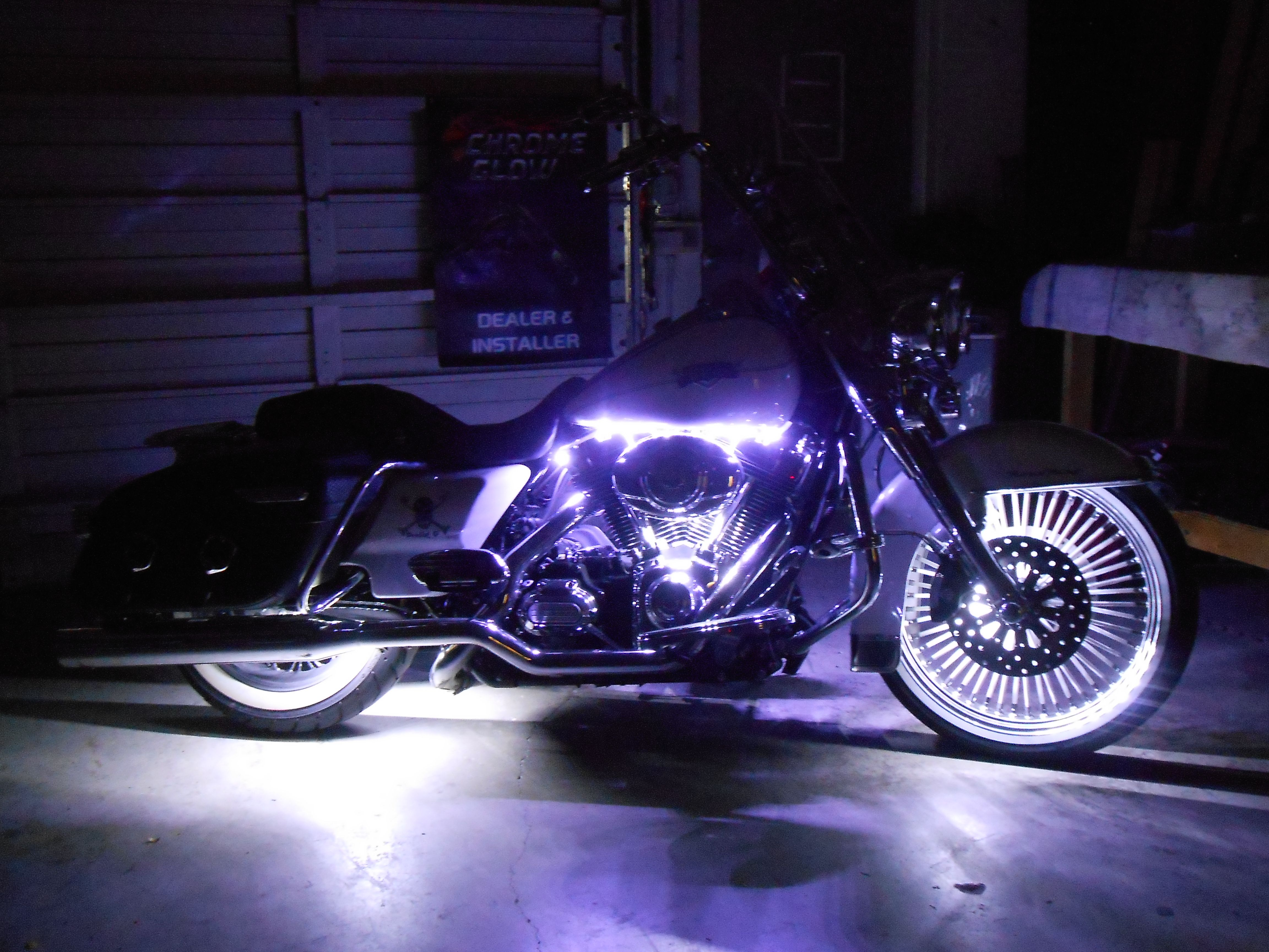 motorcycle light led back sports newswire lighting lights on is piaa motor the kit bike