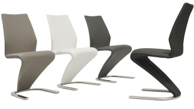 Chaise Design Cadix Au Pied En Acier Chrome Soldes Chaises Mobilier Moss Ventes Pas Cher Com Mobilier Moss Chaise Design Design Salon