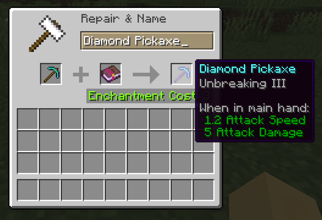 Top 6 Best Pickaxe Enchantments In Minecraft Gaming Enchanted Minecraft Minecraft Sword