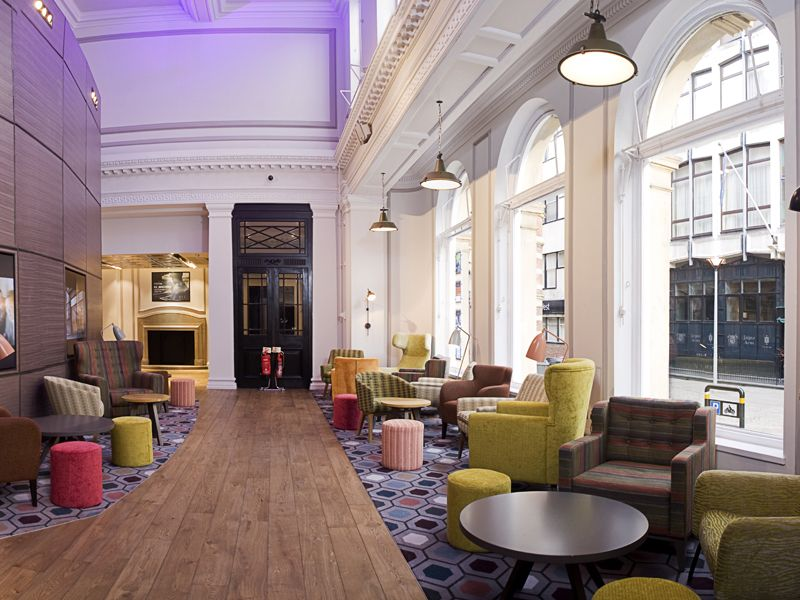 Inside Out Curzon Cinema Sheffield Sheffield Bar areas and