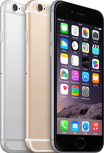 All The Colour Schemes Of The Apple Iphone 6 Silver Gold And Space Grey Iphone6 Apple Iphone 6 Apple Iphone Iphone 6 16gb