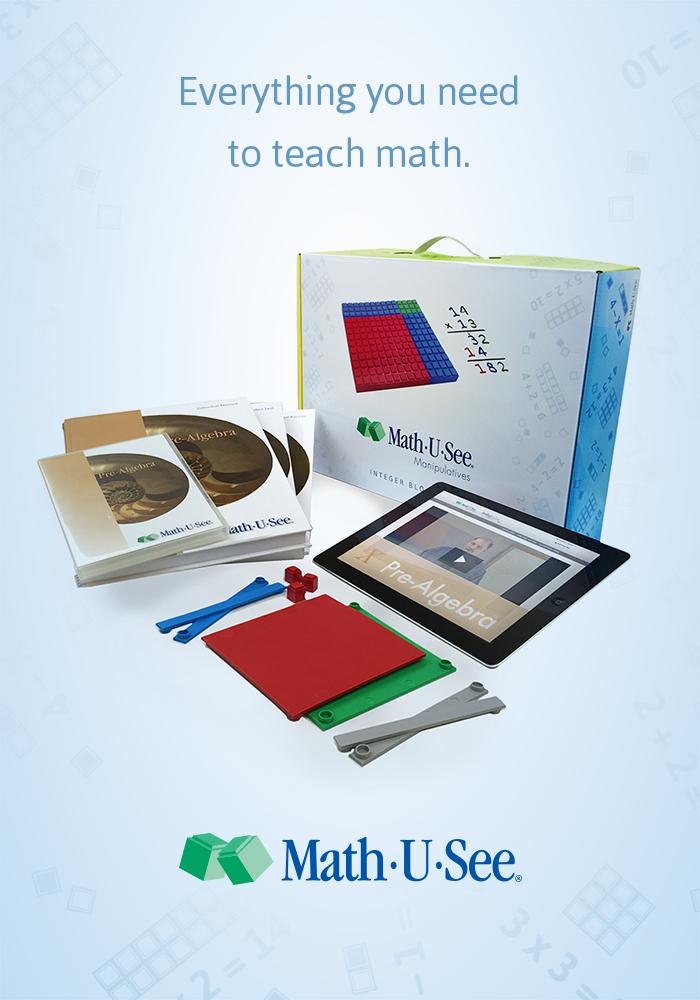 20 Math U See Curriculum Ideas Math U See Math Curriculum