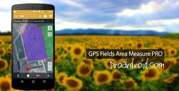 تحميل تطبيق Gps Fields Area Measure لقياس منطقة الحقول النسخة مدفوعة كاملة للاندرويد نظام تحديد المواقع قياس منطقه الحقول مفيد كأداة قياس خرائط للأ Gps Map