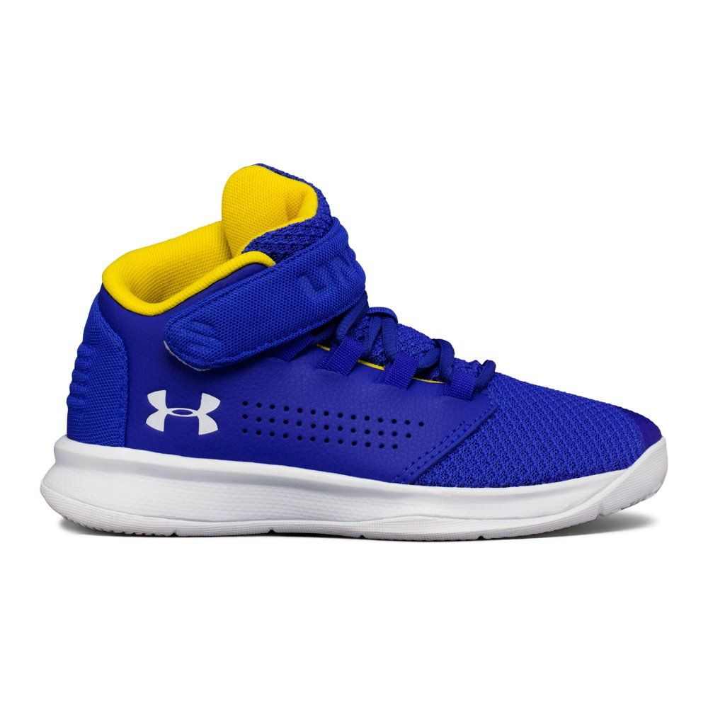 f65d5b20f7 Boys' Pre-School UA Get B Zee Basketball Shoes | Under Armour US ...
