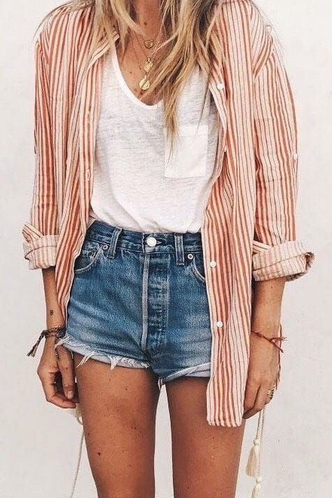 Photo of Cool And Casual Summer Outfits Ideas