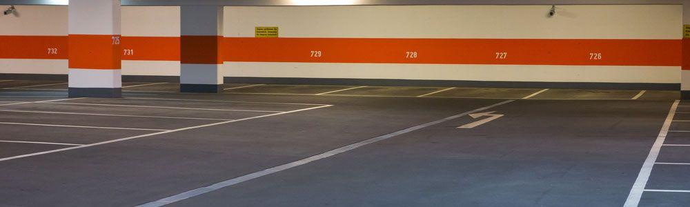 Wo und wie könnt ihr am Flughafen parken Parkplatz