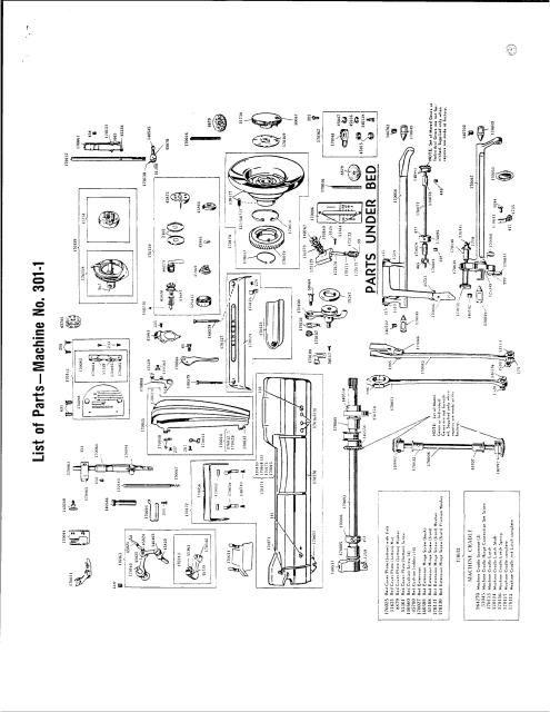 singer 15 wiring diagram