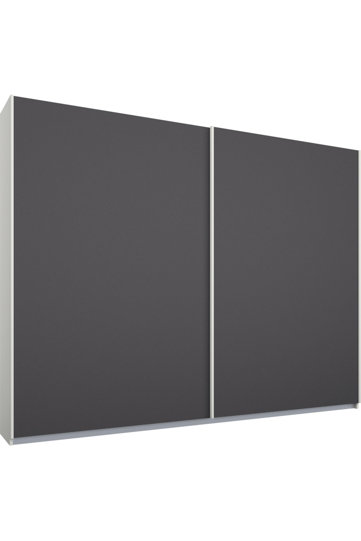 Made Kleiderschrank Grau Sliding Wardrobe Grey Doors Classic
