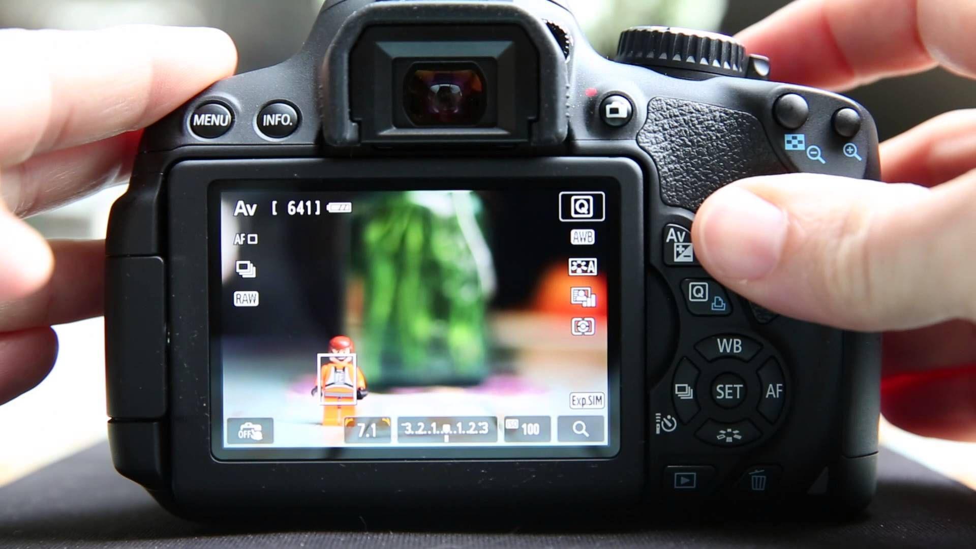 профиля, как пользоваться функциями на фотоаппарате кэнон паук черной головой