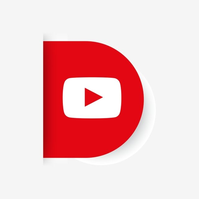 Youtube Logo Icon Youtube Icons Logo Icons Social Png And Vector With Transparent Background For Free Download Youtube Logo Logo Icons Logo Design Free Templates