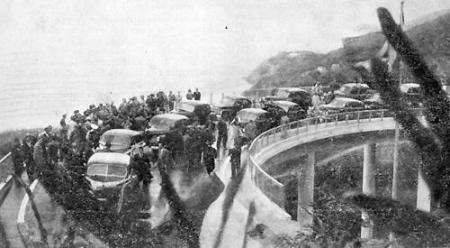 Viaduto das Canoas - 1949