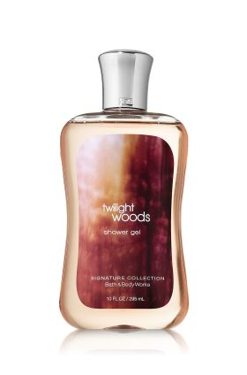 Twilight Woods Shower Gel - Give yourself clean, smooth and fragrance skin with this chic blend of apricot nectar, mimosa petals & Tuscan cypress. <3 #LUVBBW