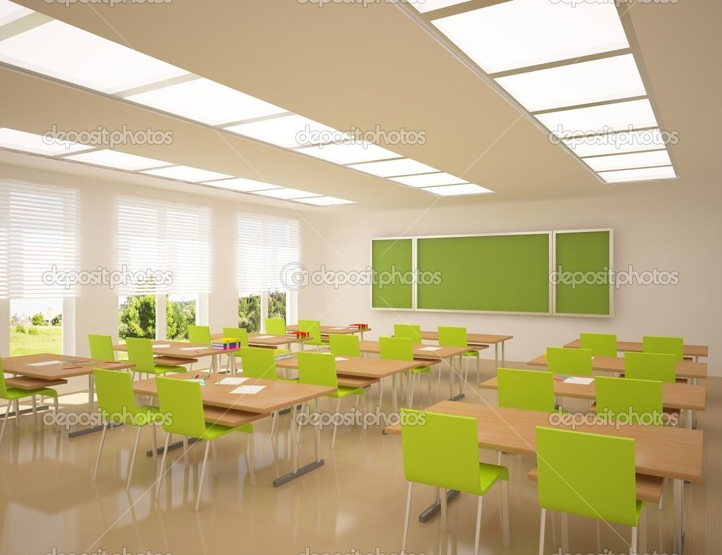 Color Schemes For Training Rooms