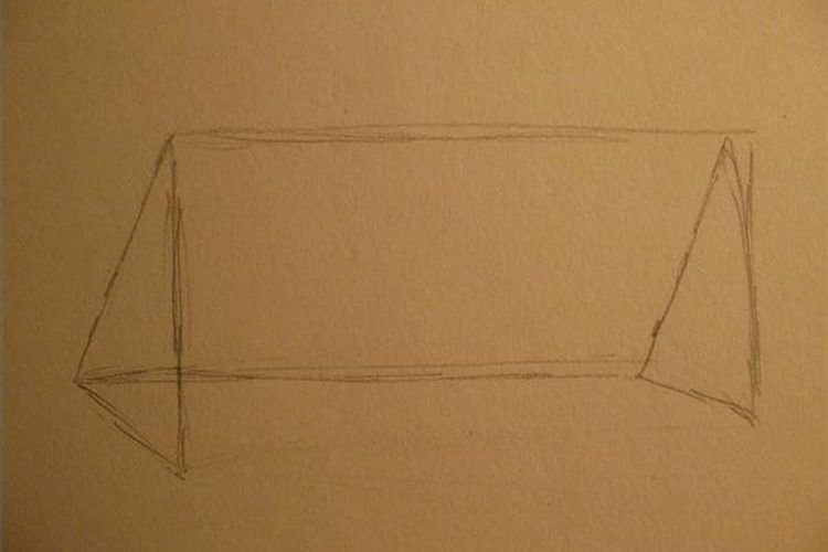 Como Dibujar Un Arco De Futbol Arco De Futbol Futbol Ejercicios De Entrenamiento
