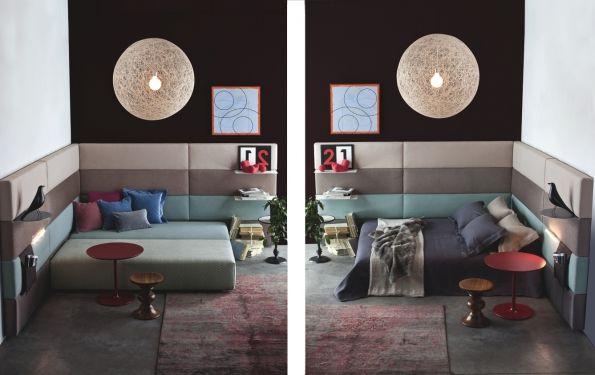 Set - living area by Twils - design Studio Viganò http://www.twils.it/ita/collezioni-letti-imbottiti-scheda.php/collezione=living/idcat=8