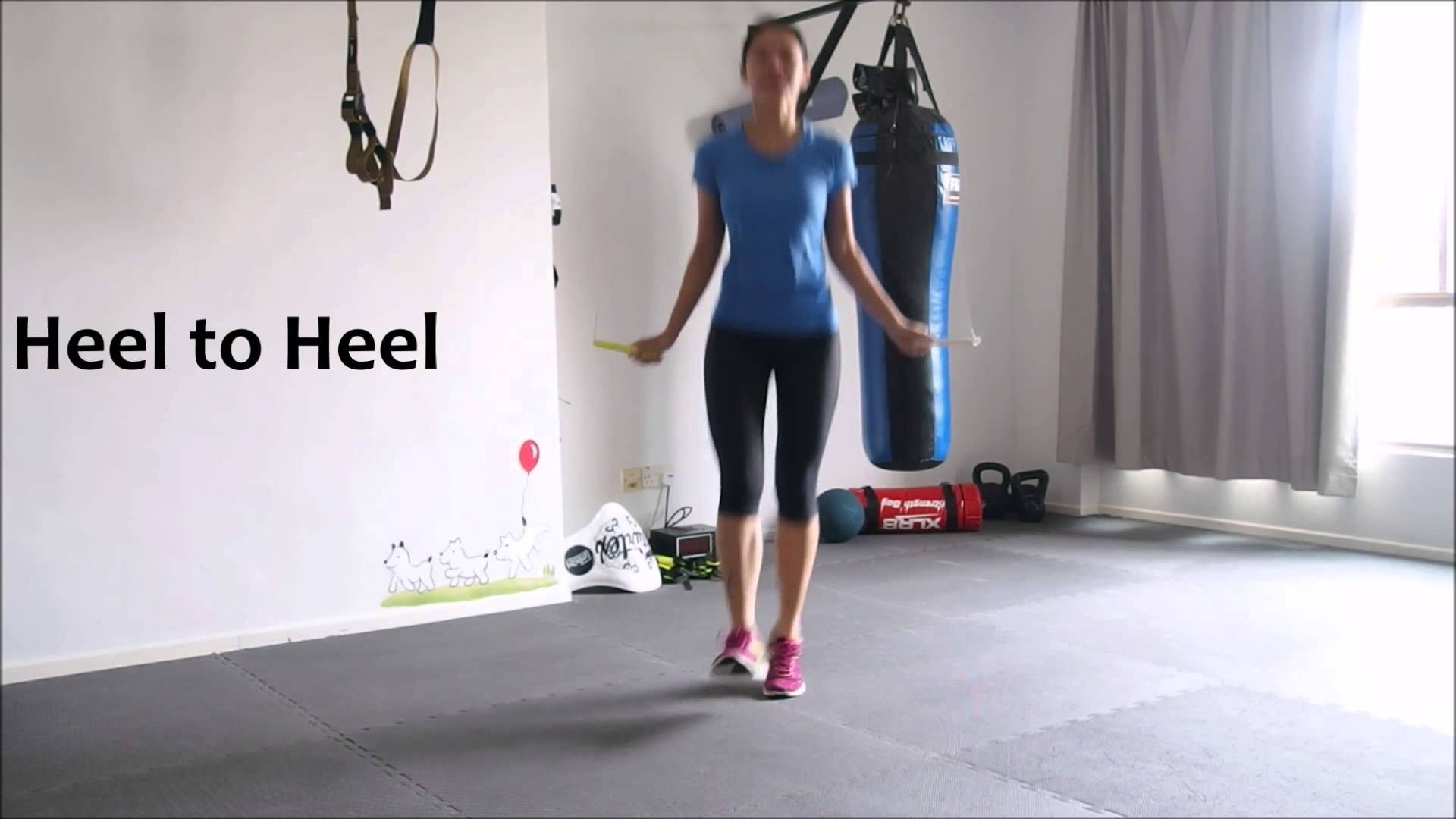 Youtube Jump Rope Workout Jump Rope Skipping Rope
