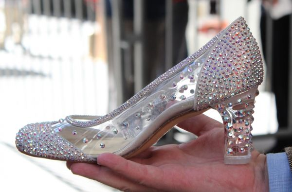 Cinderella Glass Slippers Broadway Google Search Broadway