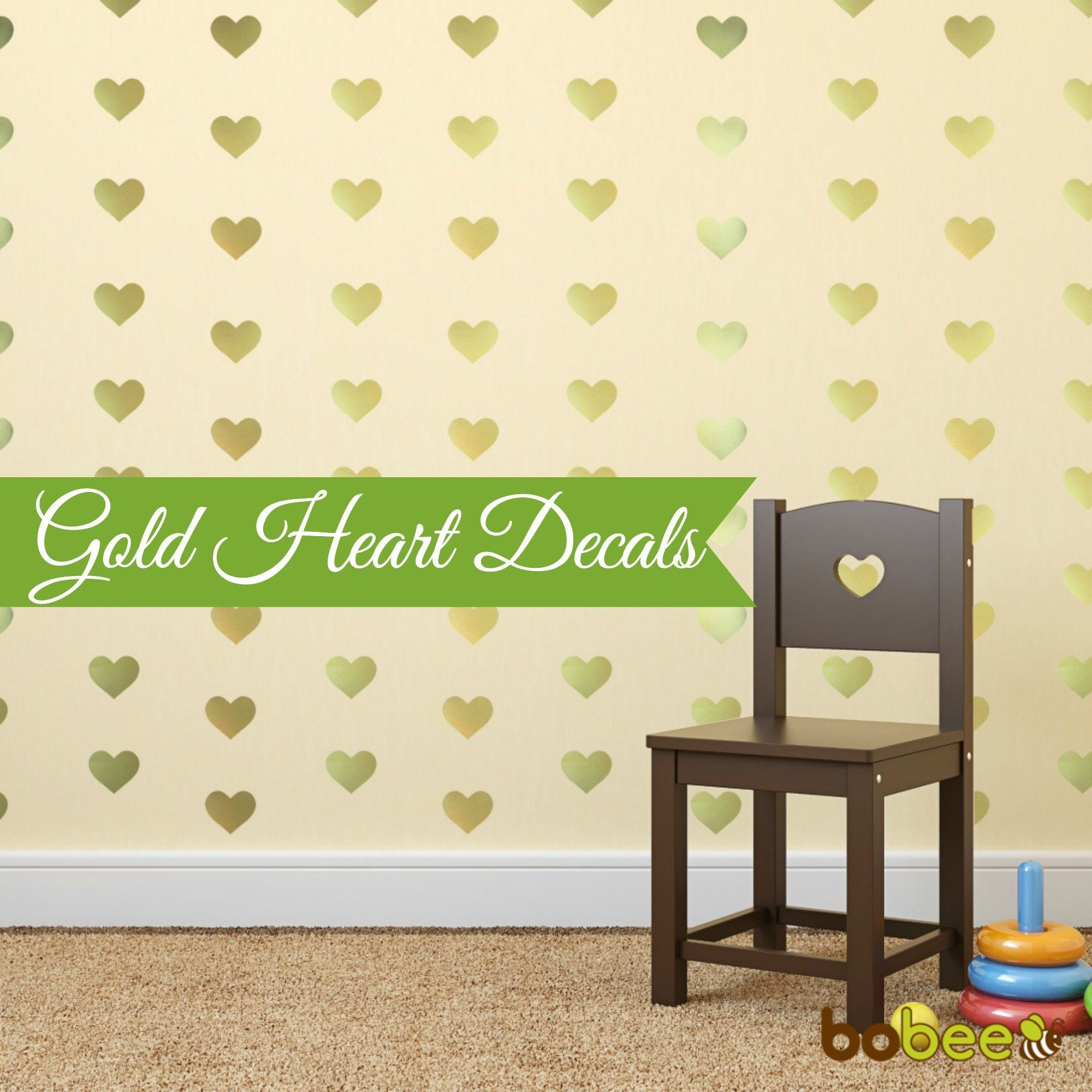 Enchanting Heart Shaped Wall Decor Frieze - The Wall Art Decorations ...