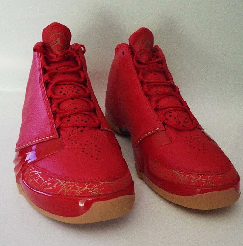buy online d9f93 2c301 2015 Nike Air Jordon University Red XX3 23 Chicago Gum Yellow U.S. Size 12   fashion  clothing  shoes  accessories  mensshoes  athleticshoes (ebay link)