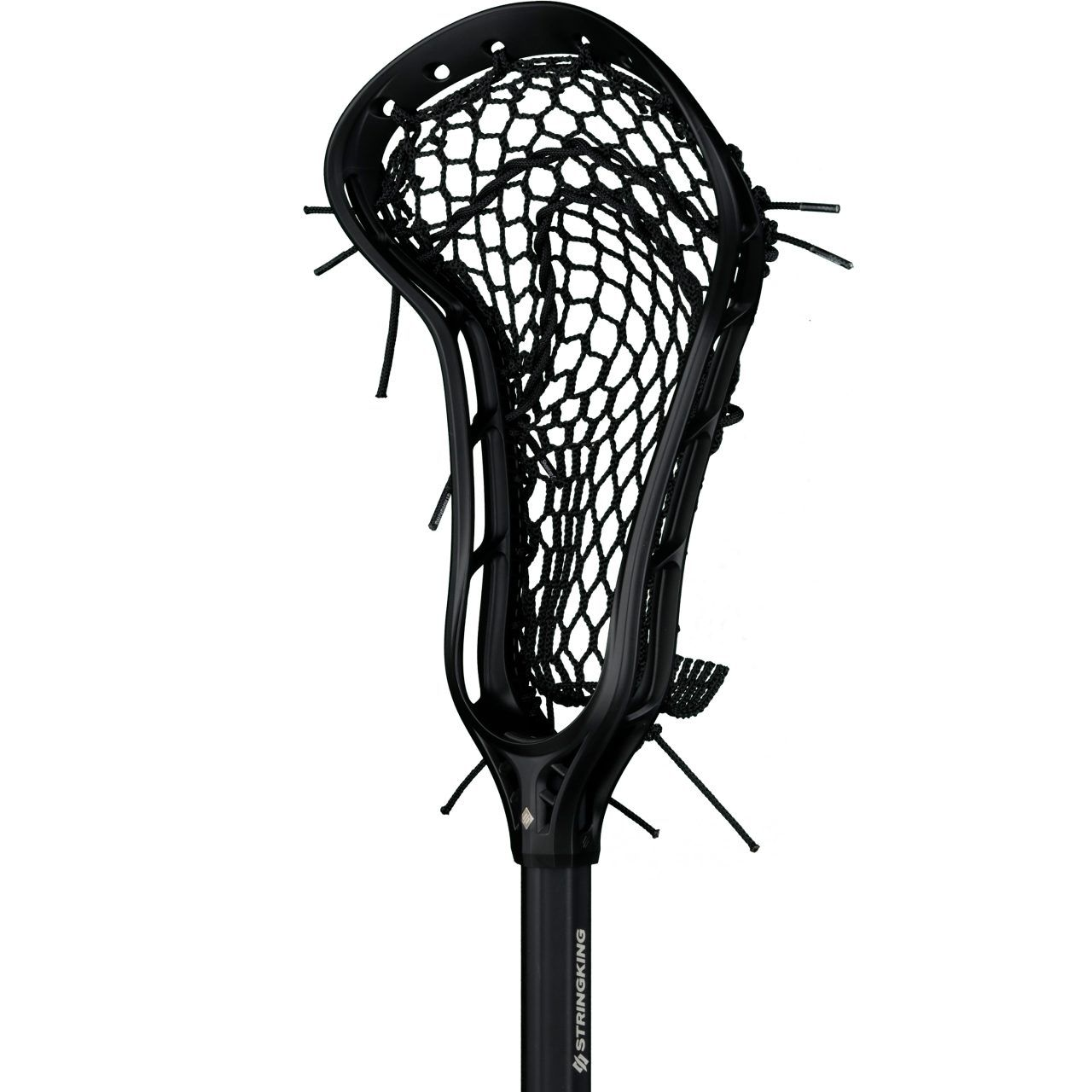 Women S Complete 2 Pro Offense Angle Black Lacrosse Lacrosse Sticks Lacrosse Player