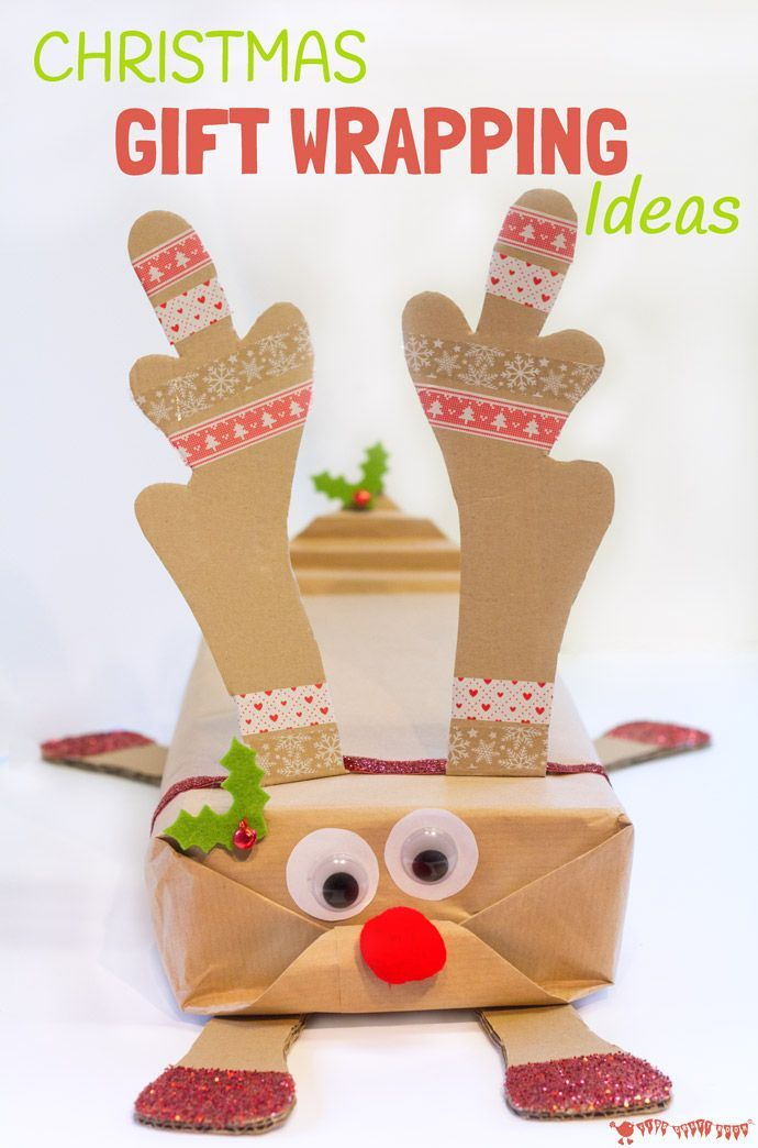 Christmas Gift Wring Ideas Creative Gifts And
