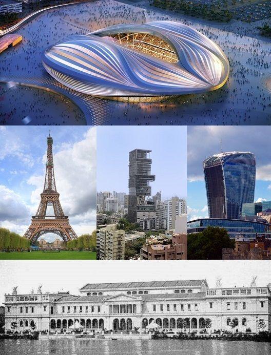 Os 9 edifícios mais controversos de todos os tempos
