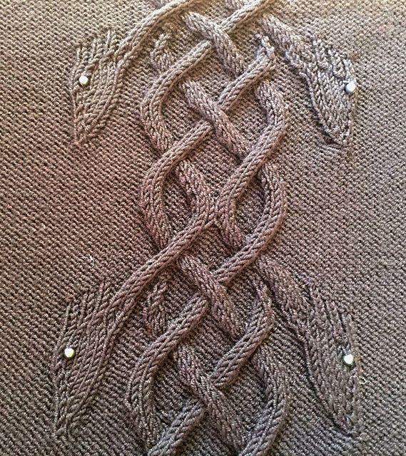Knot Cushion Mat
