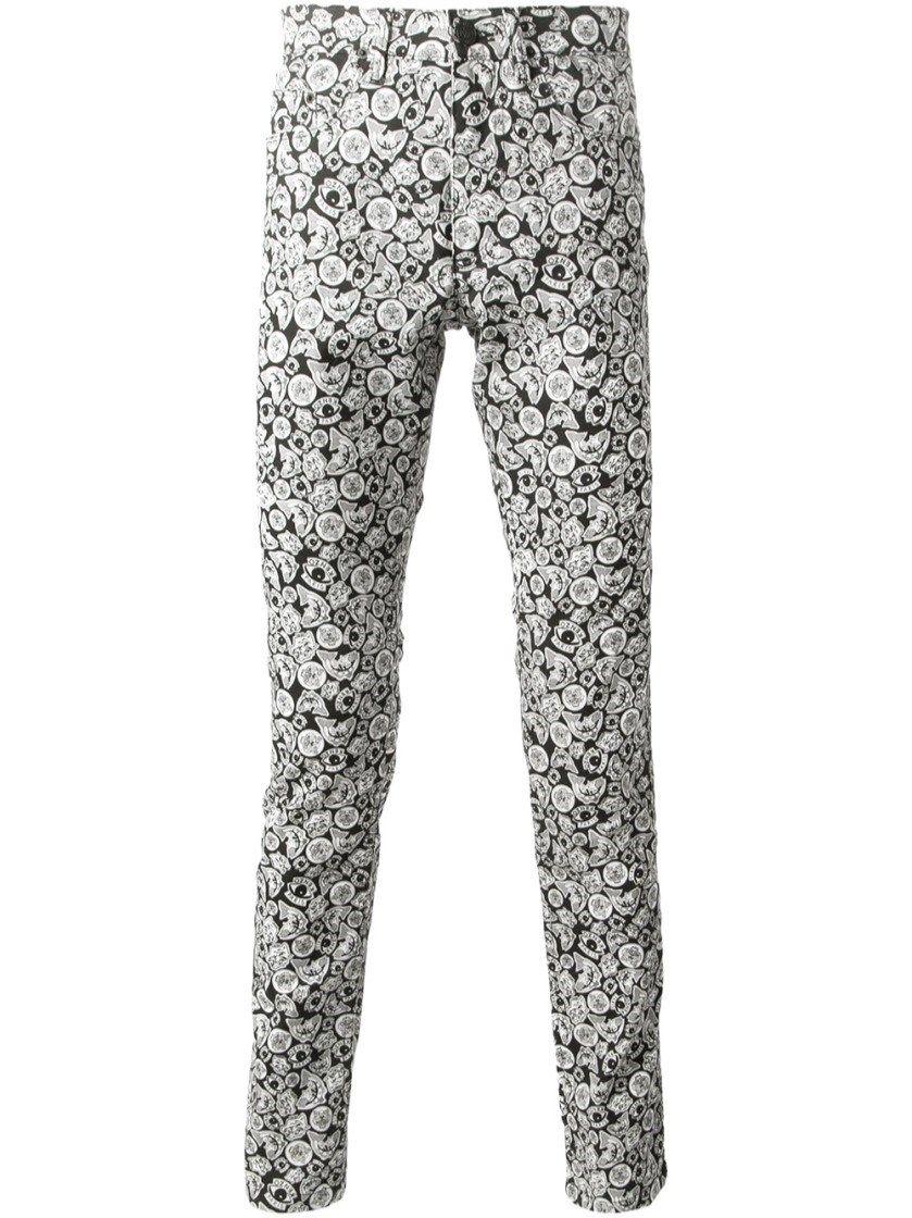 d57c384e05c10 KENZO Eye Print Trousers. #kenzo #cloth #casual pants | Kenzo Men ...