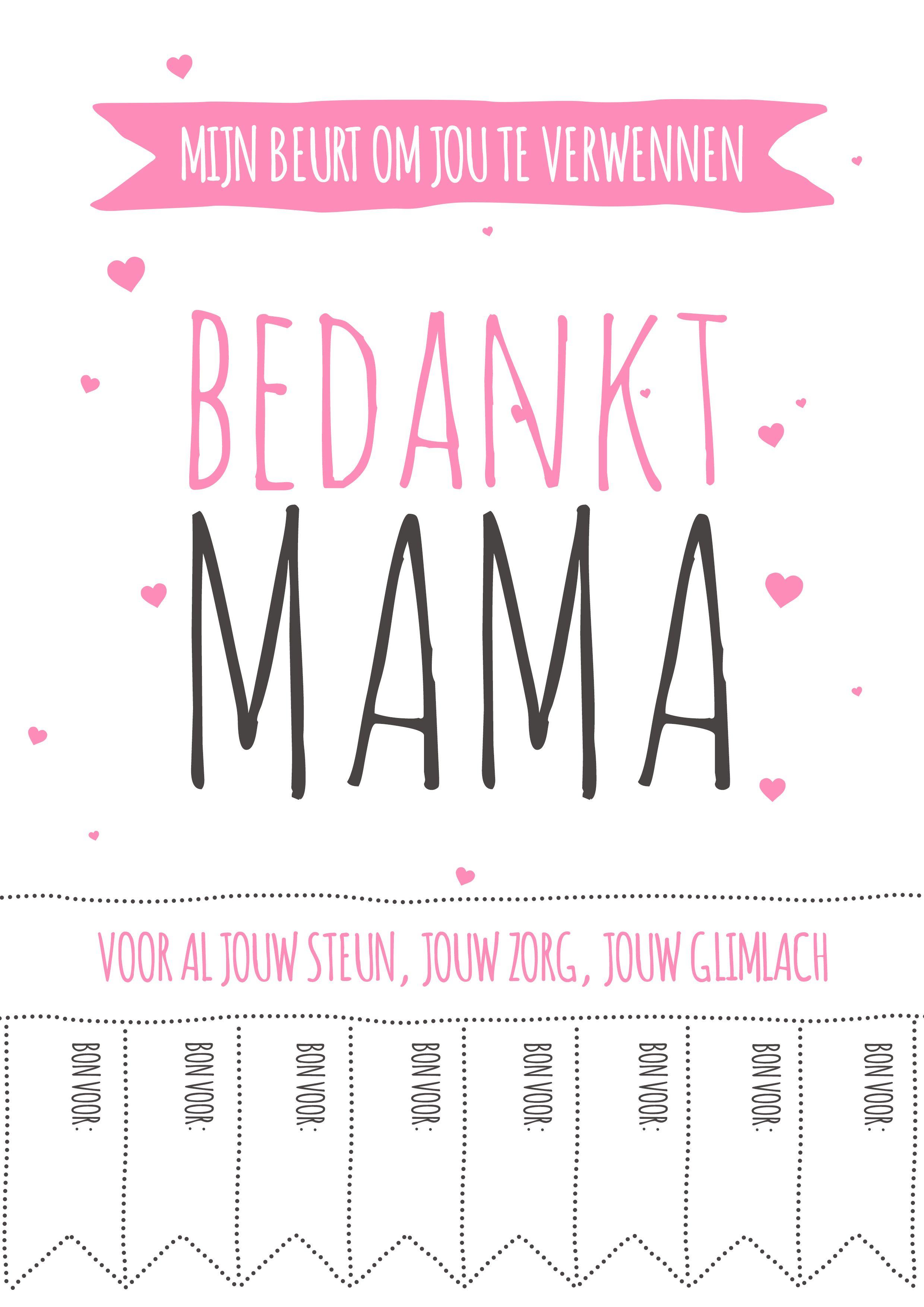 Spiksplinternieuw DIY Moederdag cadeau - Het perfecte geschenk | Diy moederdag LW-79