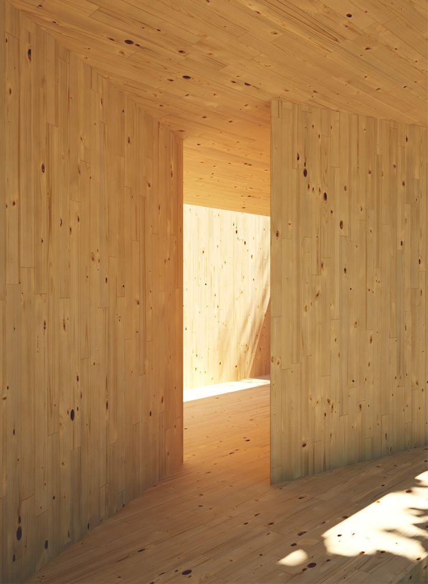 Claesson Koivisto Rune . Vitra sauna, Boisbuchet | MNMNTS ...