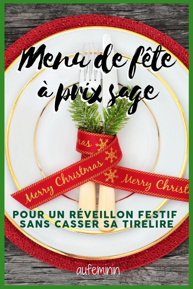 Un Bon Menu De Noel.Un Menu De Fete A Effet Xxl Et Prix Xxs Plats De Fete