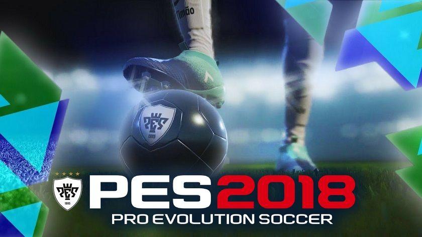 PES 2018 Mobile Mod Apk Black Ball Players Download | APK MOD GAme