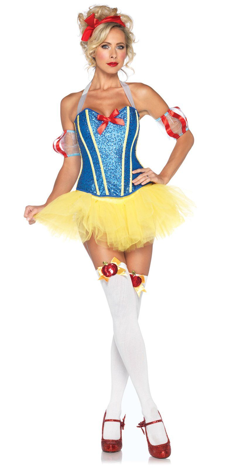 3798134df Sultry Snow White Adult Costume