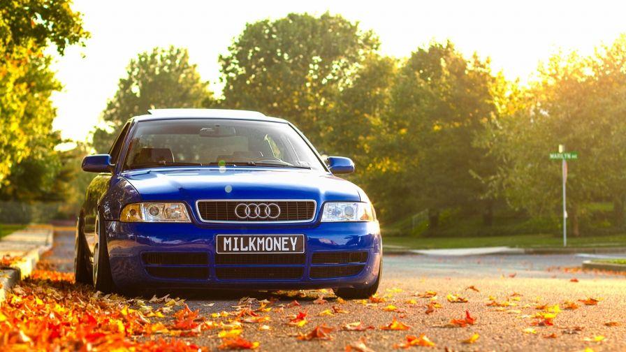 Blue Audi Wallpaper Hd Download Blue Audi Audi Wallpaper Audi S4