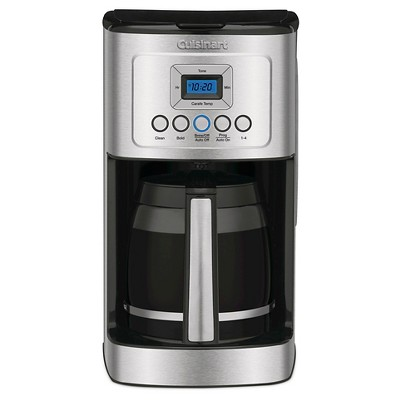 Cuisinart Perfectemp 14 Cup Programmable Coffee Maker Stainless Steel Dcc 3200 Black Grey Cuisinart Coffee Maker Best Coffee Maker Coffee Maker