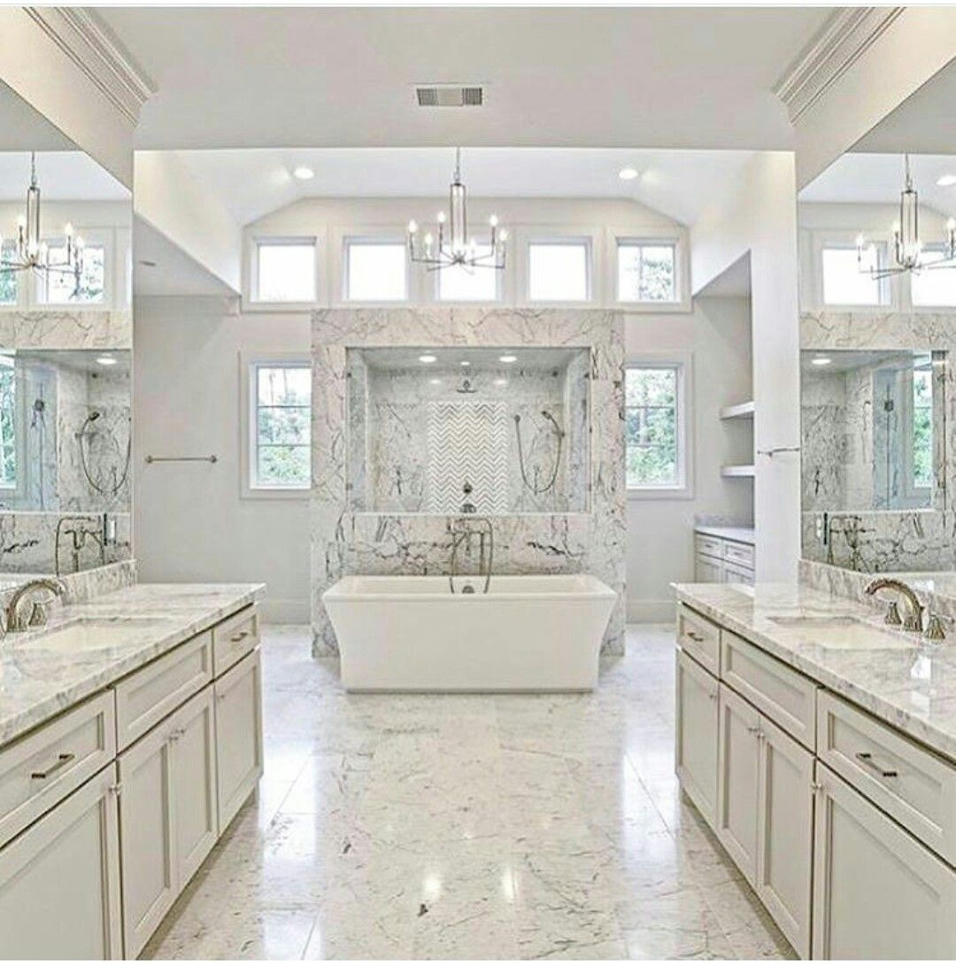 Like Colors Cabinet Floor Glamorous Bathroom Luxury Master Bathrooms Master Bathroom Design