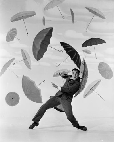 bohemea:    Gene Kelly in Singin' in the Rain