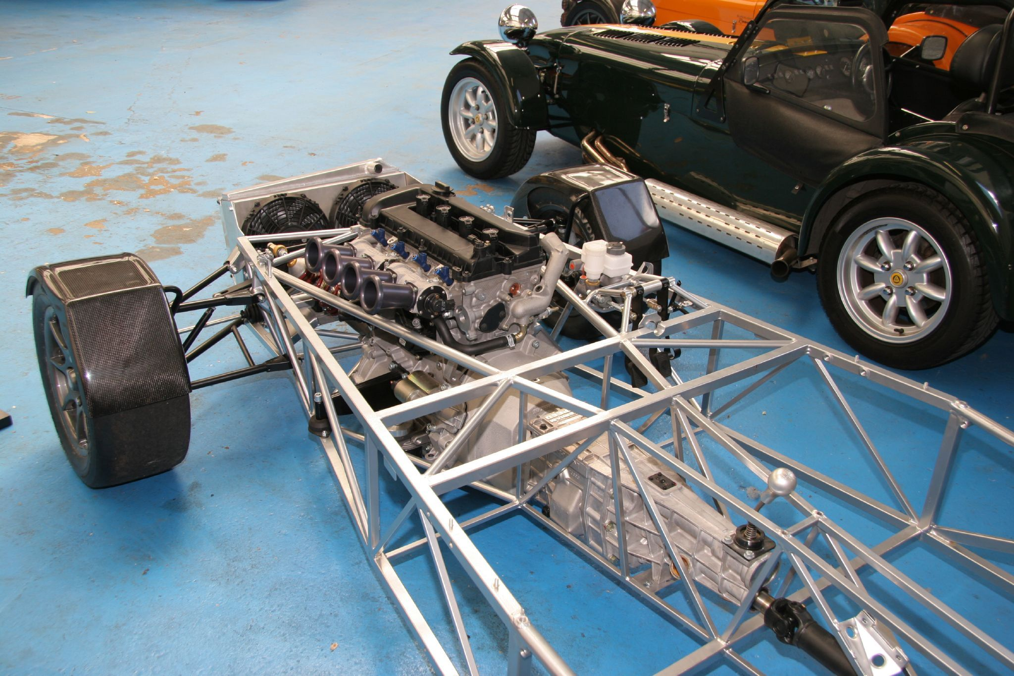locost kit car - Google Search | sevenesque | Kit cars