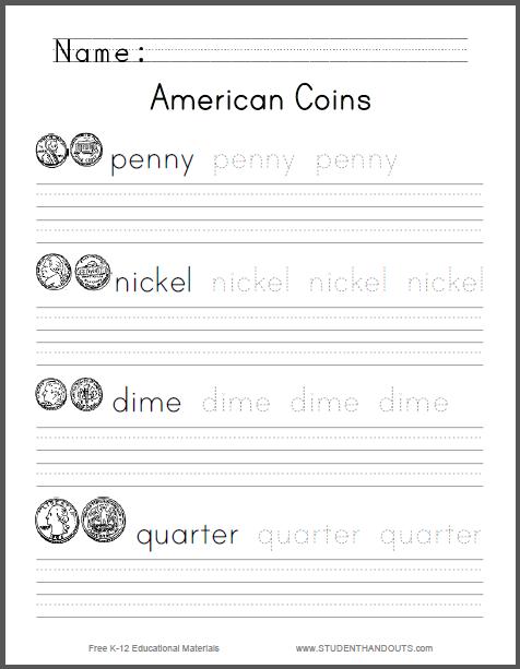kindergarten money worksheets 1st grade time for pdf find the ...