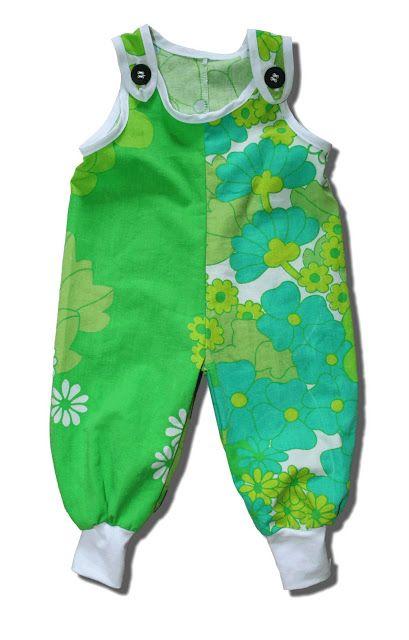 Gratis mönster sy kläder till babykläder