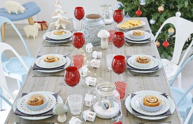 deco noel maisons du monde | creative table setting | Pinterest ...