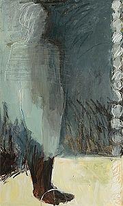 "Sturdy by Dru Scott Warmath Oil ~ 60"" x 36"""