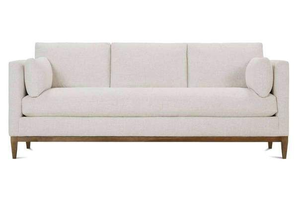 Georgia Designer Style Single Bench Seat Sofa In 2019 Sits