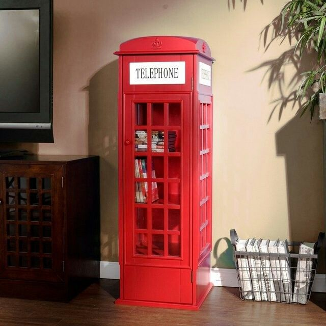 Explore Red Bookcase Bookshelveore Phone Booth Cabinet