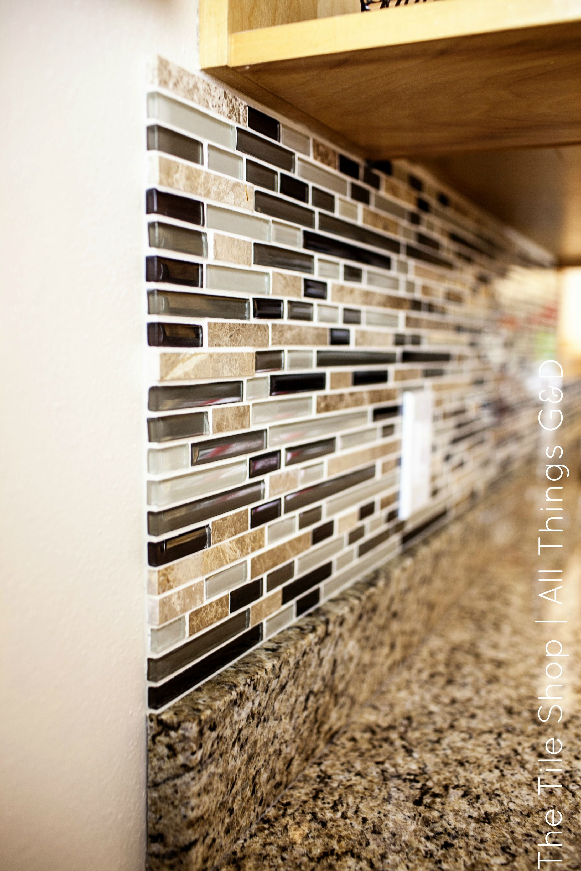 DIY Tile Backsplash (Riviera Beach) | All Things G&D | The Tile Shop ...