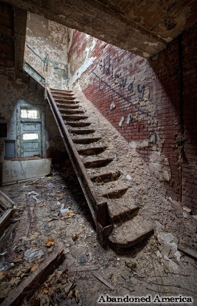 Old Essex County Prison Photo Abandoned Prisons County Prison