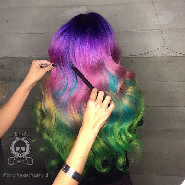 Totally awesome hairstyles by Jenny Strebe, Scottsdale, Arizona, USA!