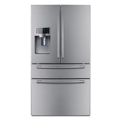 Support French Door Rf4287hars Samsung Refrigerators Samsung