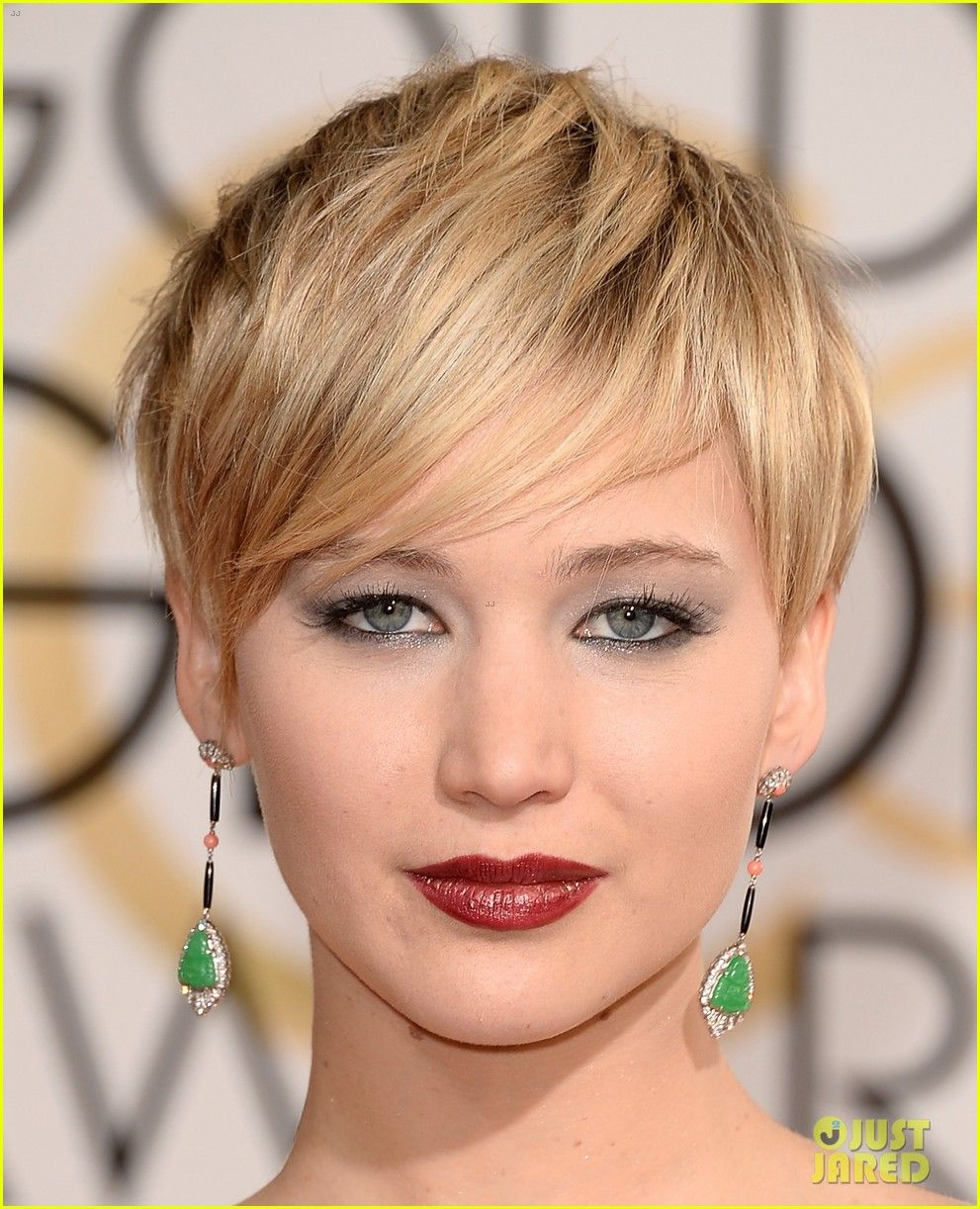 Jennifer Lawrence make up